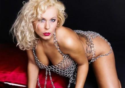 Curly Ann Porno
